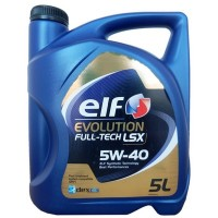 Моторное масло ELF Evolution FULL-TECH LSX 5W-40 (5л)