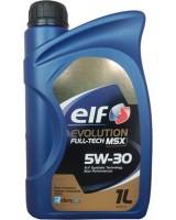 Моторное масло ELF Evolution FULL-TECH MSX 5W-30 (1л)