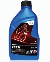 Моторное масло ELF MOTO 4 TECH 10W-50 (1л)