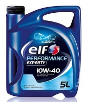 Моторное масло ELF Performance Experty 10W-40 (5л)