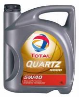 Моторное масло TOTAL Quartz 9000 5W-40 (4л)