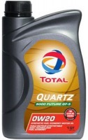 Моторное масло TOTAL Quartz 9000 Future GF5 0w20 (1л)