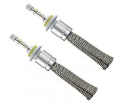 Светодиодные лампочки для линзы ALed серия RP HB3 (9005) 5000K 4800Lm (2шт)