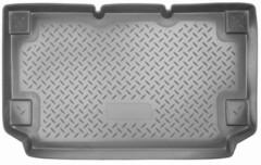 Коврик в багажник для Ssangyong Korando '03-, полиуретановый (NorPlast) черный