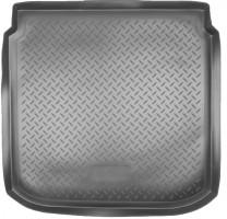 Коврик в багажник для Seat Altea XL / Freetrack '07-15, нижний, полиуретановый (NorPlast) черный