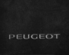 Фото товара 3 - Коврик в багажник для Peugeot 307 '01-07, универсал, текстильный черный