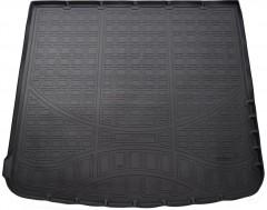 Коврик в багажник для Dodge Journey с 2007 верхний, полиуретановый (NorPlast) черный