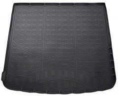 Коврик в багажник для Fiat Freemont '11-16, полиуретановый (NorPlast) черный
