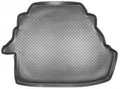Коврик в багажник для Toyota Camry V40 '06-11 (3.5L), полиуретановый (NorPlast) черный