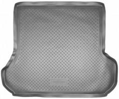 Коврик в багажник для Toyota LC 100 '98-07, полиуретановый (NorPlast) черный