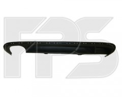 Спойлер заднего бампера для Volkswagen Passat B7 '10-14 (FPS)