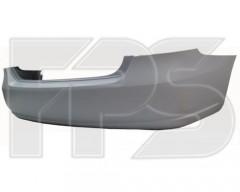 Задний бампер для Volkswagen Polo '10-15, грунт. (FPS)