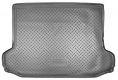 Коврик в багажник для Toyota RAV4 '06-12 (длинная база), полиуретановый (NorPlast) черный