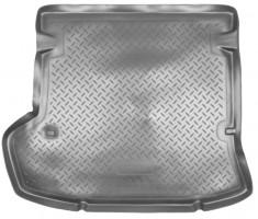 Коврик в багажник для Toyota Corolla '07-12, полиуретановый (NorPlast) черный