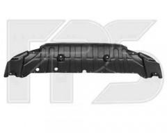 Защита бампера передняя Hyundai Elantra '11-15 (FPS)
