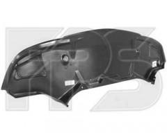 Защита бампера передняя Mercedes E-Class W211 '02-09 (FPS)