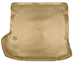 Коврик в багажник для Toyota Corolla '07-12, полиуретановый (NorPlast) бежевый