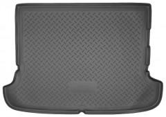 Коврик в багажник для Toyota Corolla Verso '02-07, полиуретановый (NorPlast) черный