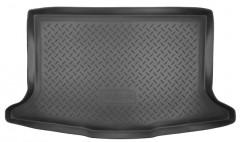 Коврик в багажник для Fiat Sedici '06-, полиуретановый (NorPlast) черный
