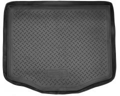 Коврик в багажник для Ford C-Max '03-10, полиуретановый (NorPlast) черный