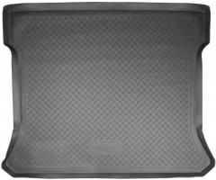Коврик в багажник для Ford Connect '09-13, полиуретановый (NorPlast) черный