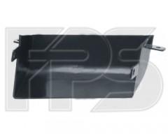 Рамка противотуманной фары для Mitsubishi Outlander '03-07 левая (FPS)