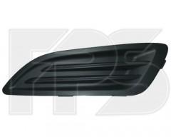 Решетка бампера для Ford Fiesta '13-17, правая (FPS)