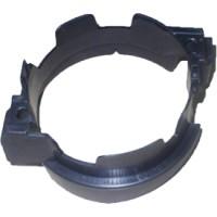 Решетка в бампер (окуляр) для Dacia Logan SDN '04-08 правая
