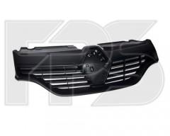 Решетка радиатора для Renault Logan '13-, без хром. Накладок (FPS)