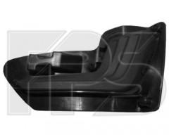 Решетка бампера для Kia Rio '11-15, заглушка ПТФ, правая (FPS)