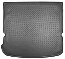 Коврик в багажник для Hyundai Veracruz (ix55) '06-12, полиуретановый (NorPlast) черный