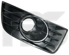 Решетка бампера для Chevrolet Epica '07-12, под ПТФ, правая, (FPS)