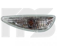 Указатель поворота на крыле Hyundai Accent '11-15 правый белый прозрачный (FPS)