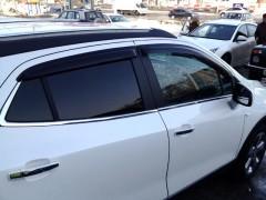 Дефлекторы окон для Chevrolet Tracker '13- (Sim)