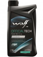 Моторное масло Wolf Officialtech 5W-30 C4 (1л)