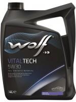 Моторное масло Wolf Vitaltech 5W-30 (4л)