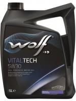 Моторное масло Wolf Vitaltech 5W-30 (5л)
