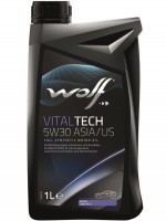Моторное масло Wolf Vitaltech 5W-30 ASIA/US (1л)