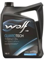 Моторное масло Wolf Guardtech 10W-40 B4 (4л)