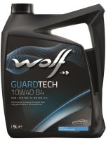 Моторное масло Wolf Guardtech 10W-40 B4 (5л)
