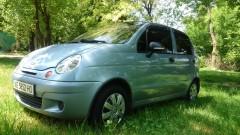 Дефлекторы окон для Daewoo Matiz '01- (HIC)