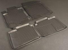 Коврики в салон для Kia Magentis '06-11 полиуретановые (Nor-Plast)