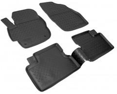 Коврики в салон для Mazda 3 '09-13 полиуретановые (Nor-Plast)