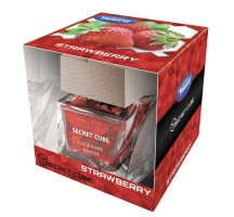 "Ароматизатор Tasotti ""Secret Cube"" Strawberry 50 мл."