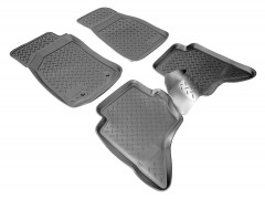 Коврики в салон для Mazda BT-50 '07- полиуретановые (Nor-Plast)