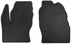 Коврики в салон передние для Ford Kuga '13- резиновые, черные (Stingray)