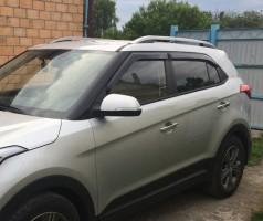 Vinguru Дефлекторы окон Hyundai Creta '16- (Vinguru )