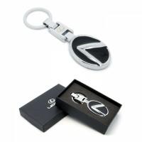 """Брелок для ключей с логотипом """"Lexus"""""""