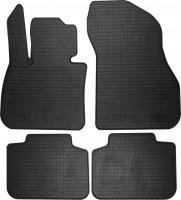Коврики в салон для BMW X1 F48 '15- резиновые, черные (Stingray)