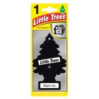 "Ароматизатор Little Trees ""Черный лед"""